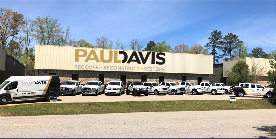 Paul Davis Restoration of South Atlanta